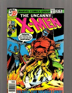 (Uncanny) X-Men # 116 NM- Marvel Comic Book Beast Angel Cyclops Magneto SM19