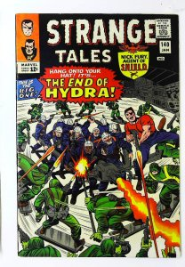 Strange Tales (1951 series) #140, VF- (Actual scan)