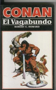Conan Novelas: El vagabundo