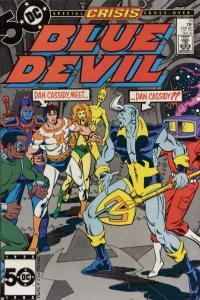 Blue Devil #18, VF+ (Stock photo)