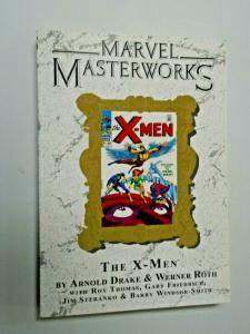 Marvel Masterworks X-Men #48 - some shelf wear - limited edition to 425 copies