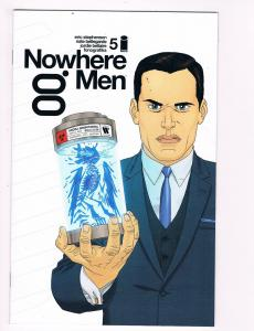 Nowhere Men # 5 Image Comic Books Awesome Issue Modern Age HOT SERIES WOW!!! S23