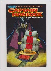Eternity Comics! Captain Harlock! Issue 8!