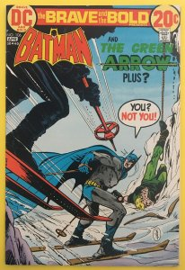 BRAVE AND THE BOLD 106 GREEN ARROW DC 1973