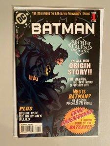 Batman Secret Files #1 6.0 FN (1997)
