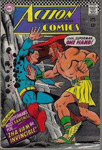 Action Comics #351 (DC, 1967) VG