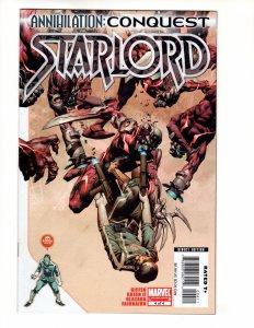 STAR-LORD #4 (VF/NM) *$3.99 UNLMTD SHIPPING!*
