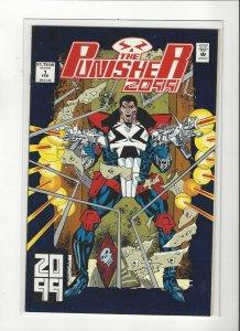 Punisher 2099 #1 Foil Cover NM/M Marvel Comics