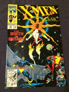 Classic X-Men #68 Marvel Comics VF (1992)