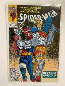 Spider-Man #21 8.0 VF (1992)