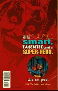 Batman: Batgirl - NM - Awesome Batgirl Cover!