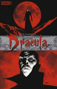 Complete Dracula, The #1 VF/NM; Dynamite | save on shipping - details inside
