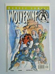 Wolverine #172 8.0 VF (2002)