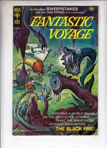 Fantastic Voyage #2 (Jun-67) VF+ High-Grade C.M.D.F (Civilian Miniaturized De...