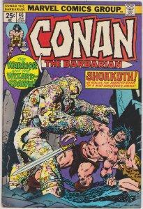 Conan the Barbarian #46