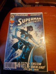 Action Comics #694 (1993)