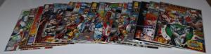 MIXED LOT of 18-IMAGE COMICS YOUNGBLOOD VERY FINE (SRU117)