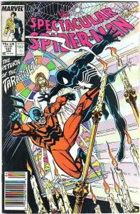 Spider-Man, Peter Parker Spectacular #137 (Apr-88) VF/NM High-Grade Spider-Man