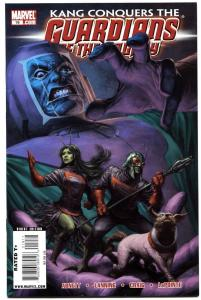 GUARDIANS OF THE GALAXY #19-KANG-ROCKET RACCOON-GOTG-HIGH GRADE!
