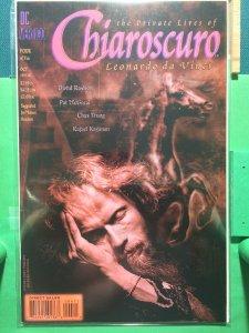 Chiaroscuro #4 The Private Lives of Leonardo Da Vinci