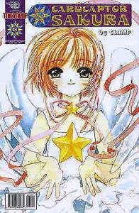 Cardcaptor Sakura Comic #34 VF/NM; Mixx | save on shipping - details inside