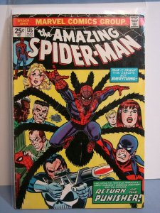 The Amazing Spider-Man #135 (Marvel Comics, Aug 1974) - 2nd App. The Punisher!!!
