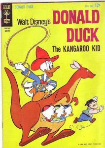 Donald Duck #92 (Jan-64) VF High-Grade Donald Duck