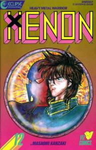 Xenon #12 VF/NM; Eclipse | save on shipping - details inside