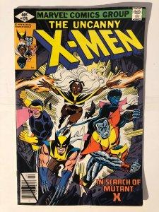 X-Men #126 - 1st Mutant X as Proteus