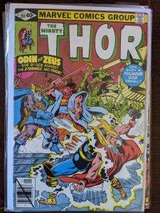 Thor #291 (1980) NM