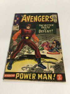 Avengers 21 Vg/Fn Very Good/Fine 5.0 Marvel Silver Age