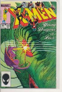 Marvel Uncanny X-Men #181 Very Fine (8.0) (729J)