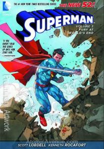 Superman (3rd Series) HC #3 VF/NM; DC | save on shipping - details inside
