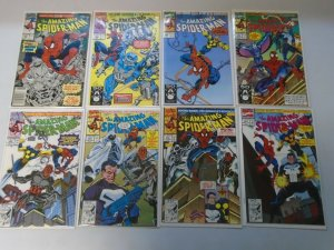 Amazing Spider-Man lot 39 different from #350-399 avg 8.0 VF (1991-95)