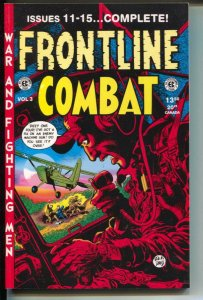 Frontline Combat Annual-#3-Issues 11-15-TPB- trade