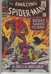 Amazing Spider-Man #40 (Sep-66) FN/VF+ High-Grade Spider-Man