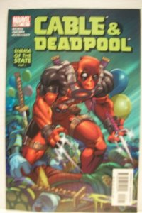 Cable & Deadpool #15 (2005) HC1