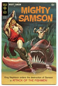 Mighty Samson 20 Nov 1969 FI- (5.5)
