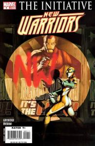 New Warriors (4th Series) #1 VF/NM; Marvel | save on shipping - details inside
