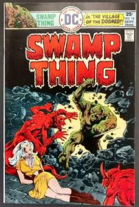 SWAMP THING #18, VF/NM, Horror, 1972 1975, Doomed, Redondo, more in store