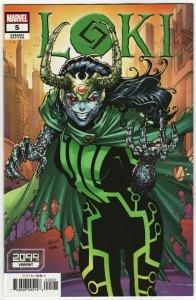 Loki #5 Nauck 2099 Variant (Marvel, 2020) NM