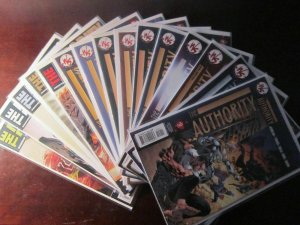 The Authority (2nd Series) #1-14 Set - VF - 2004