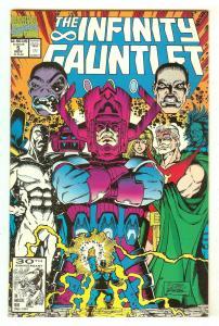 Infinity Gauntlet 5   Nebula gains Infinity Gauntlet