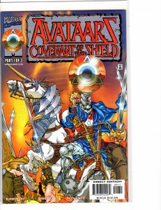 Avataars: Covenant of the Shield (2000) #1 NM- (9.2)