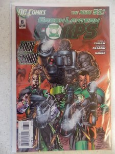 NEW FIFTY TWO GREEN LANTERN CORPS # 6