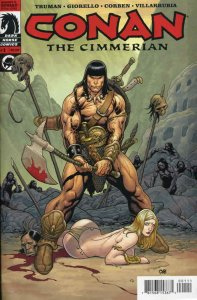 Conan the Cimmerian #1 VF/NM; Dark Horse | save on shipping - details inside