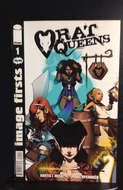Image Firsts: Rat Queens #1 (2014)