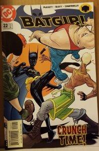 Batgirl #22 (2002)