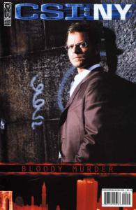 CSI: NY—Bloody Murder #2 VF/NM; IDW | save on shipping - details inside
