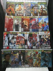 Army of Darkness from Dynamite Lot of 22Diff Evil Dead Comics! Cullen Bunn